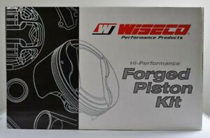 Wiseco Pro Tru Piston Kit To Suit Ford Windsor 302 289 Reverse Dome Pt013h3