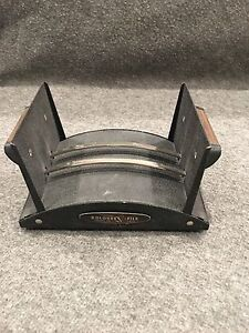 Rolodex File Model v524 Black Vintage