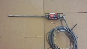 Mts Tempsonics Linear Position Sensor Rht0080ud601a02