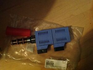 Genie Hydraulic Valve Solenoid With Diode 12v Oem Boom Lift Gn 40421