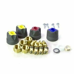 Yellow Jacket 41083 Brute Ii Manifold Rebuild And Replacement Kit