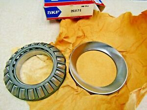 Skf 29317 E 85mm X 150mm X 39mm Spherical Roller Thrust Bearing
