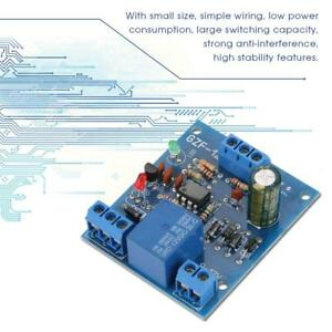 Liquid Level Switch Controller Water Tank Automatic Pumping Control Module 9 12v