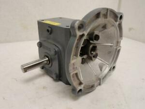 174318 Old stock Boston Gear F71340b56 Right Angle Gearbox 40 1 Ratio 0 24hp