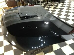 11 17 Dodge Durango Hood W Scoop Taped Pearl Black Mint Condition No Damage