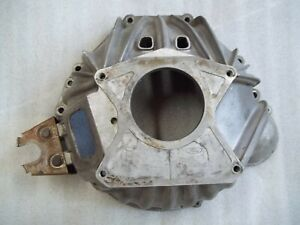 Used Rare Oem Ford Diesel 6 9 V8 Bell Housing F250 Truck 4 Speed E4ta 7505 Da