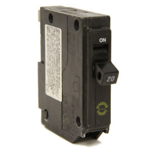 Eaton Classified Product Chq120 Circuit Breaker 20a 1 Pole 120v New Lot Of 10