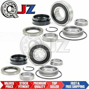 For 2000 2006 Toyota Tundra 2x4 4x4 rear Pair Abs Model Wheel Bearing With Kit