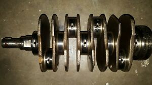 2000 Impreza Rs Crankshaft