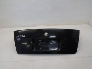 Dk805203 1999 2005 Volkswagen Jetta Rear Trunk Lid Shell Cover Black Oem