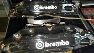 1998 2002 Jaguar Xjr Xkr Brembo Calipers Rotors
