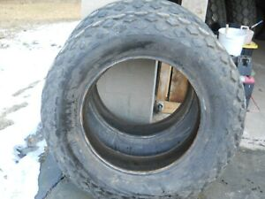 2 Bf Goodrich N d Tractor 13 6 28 Tires 4 Ply Turf