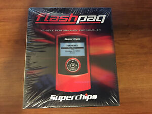 Brand New Superchips 2841 Flashpaq F4 Tuner For 1999 2013 Chevy gmc Gas Diesel