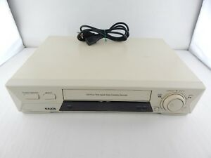 Exxis 128 Hour Time Lapse Security Recorder Vcr Model Er128tcn