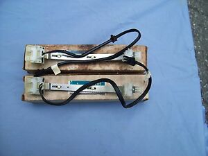 Nos 1974 1975 Chevelle Nova Camaro Pontiac Buick Olds Seat Belt Warning Switches