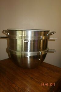 Hobart Hl60 40 Stainless Steel 40 Qt Legacy Mixer Bowl