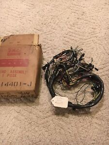 1958 Mercury Wiring Assembly Few 14401 J