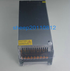 New 40 Amp 12 Volt Output Regulated Radio Power Supply With Ce