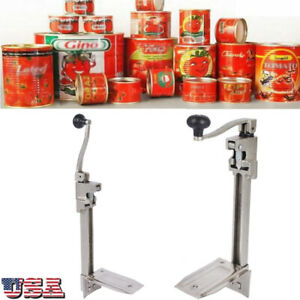 Heavy Duty 11 Table Mount Can Opener Large Food Kitchen Restaurant Commercial