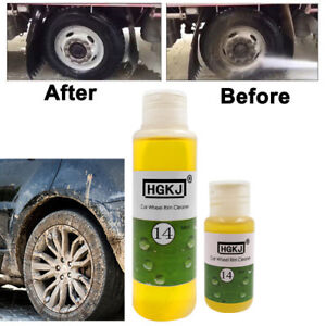 Car Vehicle Motorcycle Wheel Tire Rim Washing Cleaning Tool Cleaner Liquid 20 50