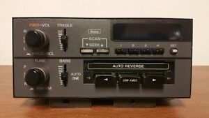 1993 Chevrolet Cavalier Z24 2dr Convt Radio tape Player