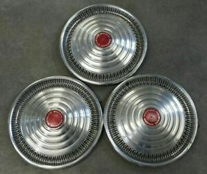 Pontiac 1968 68 1969 69 15 Inch 15 Hubcaps Wheelcovers