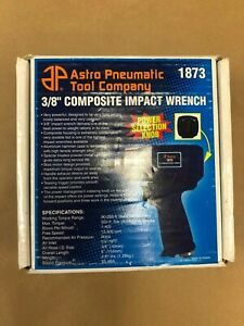 Astro Pneumatic Tool Company 3 8 Composite Impact Wrench 1873