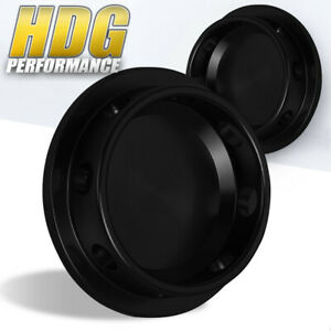 Round Engine Valve Oil Cap Fuel Fill Filler For Universal Mazda Pitch Thread