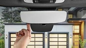 Genuine Toyota Corolla Rav4 Frameless Homelink Rear View Mirror Pt374 00210