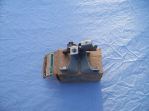 Nos 1967 1968 Chevy Chevelle Nova Corvair Rh Ft Seat Lock Assy 7661251 See Apps