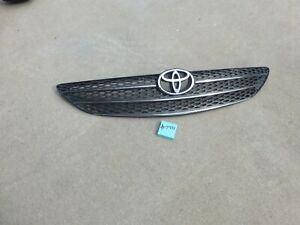 2002 2004 Toyota Camry Oem Front Grille Assembly 750