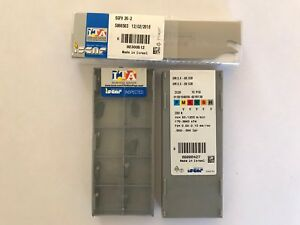 Iscar Parting And Grooving Kit Sgfh 26 2 Blade iscar 20pcs Gfr 2 4 8d Ic20