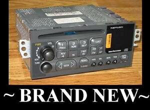 New Gm Chevy 1994 1995 1996 1997 Caprice Impala Ss Oem Cd Player Radio Unlocked