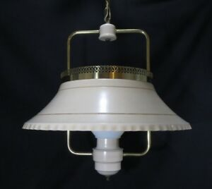 Vintage Lighting Early Ceiling Pendant Ideal For Rustic Cabin Porch