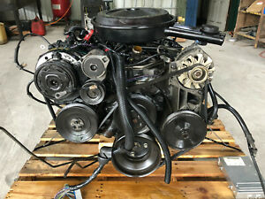 1991 Cadillac Fleetwood Brougham 5 7 350 Engine Trans Pullout 700r4 156k Chevy