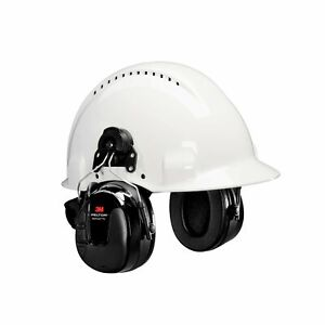 3m Peltor Worktunes Pro Cap mounted Am fm Radio Headset