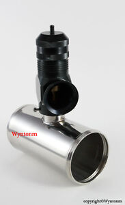 Turbo Type h Rfl Bov Blow Off Valve Black 3 Od 304 Stainless Steel Pipe Xs