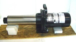 Starite Booster Pump 1 2hp P48j2eb7 3450 Rpm 3 Phase 230 460v A o Smith Motor