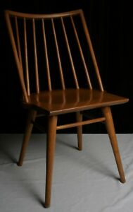 Conant Ball Furniture Makers Mid Century Modern Dining Chair 7408 2941