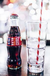 Kith Nyc X Coca Cola Bottle 2016 1st Edtion Very Rare Instore Only Ronnie Fieg