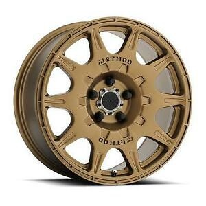 Mr502 Rally 17x8 Wheel With 5 On 4 5 Bolt Pattern Bronze