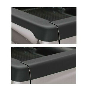 Bushwacker Smoothback Tailgate Bed Rail Caps For Toyota Tacoma 745 Bed Fits Toyota Tacoma