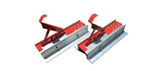 Standing Seam Roof Anchor Ssra2 Pair Of Roof Jack Adapters