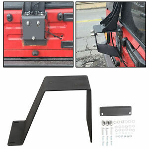 Spare Tire Carrier Mount Fits Jeep Wrangler 87 1995 97 06 Large Tire Texture