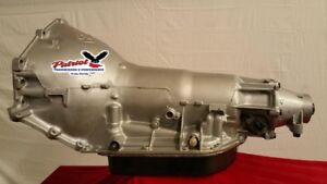 Gm Th400 Turbo 400 2wd Stage 2 Transmission Up To 650 Hp
