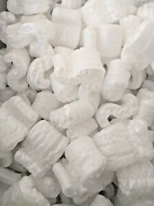Shipping Packing Supplies Peanuts 14 Cubic Ft Per Bag Pickup Only