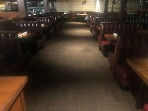 Booth Seating For 140 People Restaurant Booths Steak House Mexican Restaurant