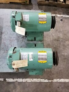 Baldor Cd5318 1 Hp Dc Electric Motor 56c 2290sr