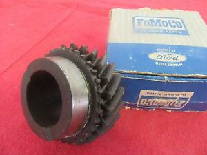 65 67 Ford T86 Overdrive Transmission 2nd Gear C5az 7102c 23tooth New