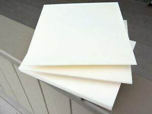 Machine Grade Natural Smooth Abs Plastic Sheet Lot 1 4 Box Of 20 Pieces